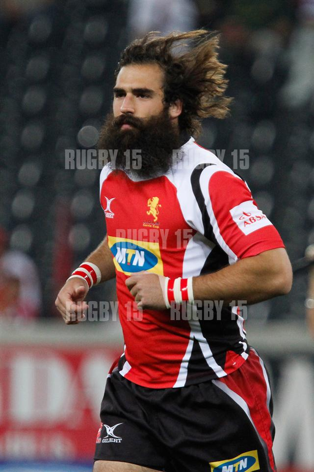 Josh Strauss during the game between the Ford Pumas and the Golden Lions, Mbombela Stadium Nelspruit, Absa Currie Cup, 02/09/2011.Photo Andrew Schoeman.